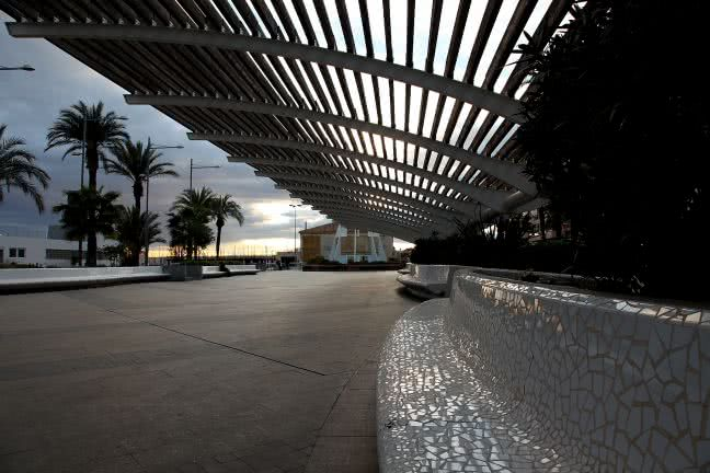 Paseo Vistalegre, Torrevieja - free stock photo